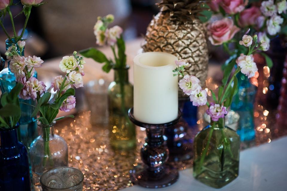 St Augustine Wedding Photographer Plantation Oaks Wedding Photographer Table Scape