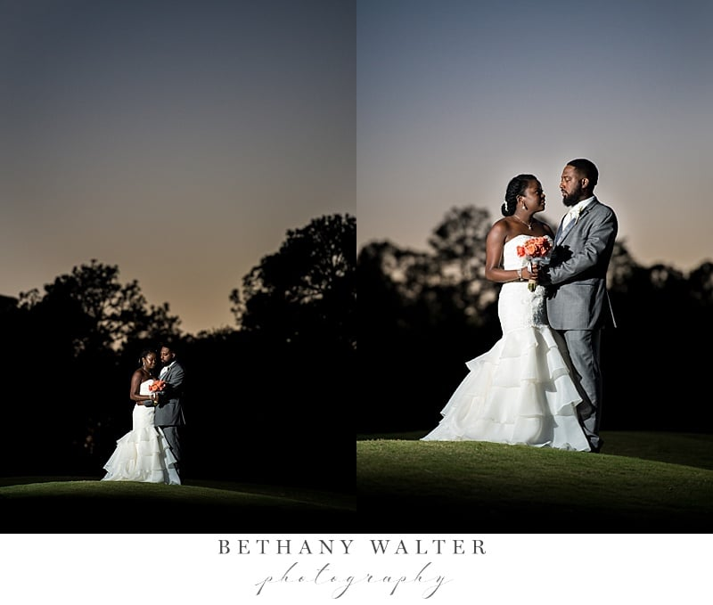 St Augustine Wedding Photographer   St Johns Golf and Country Club Wedding