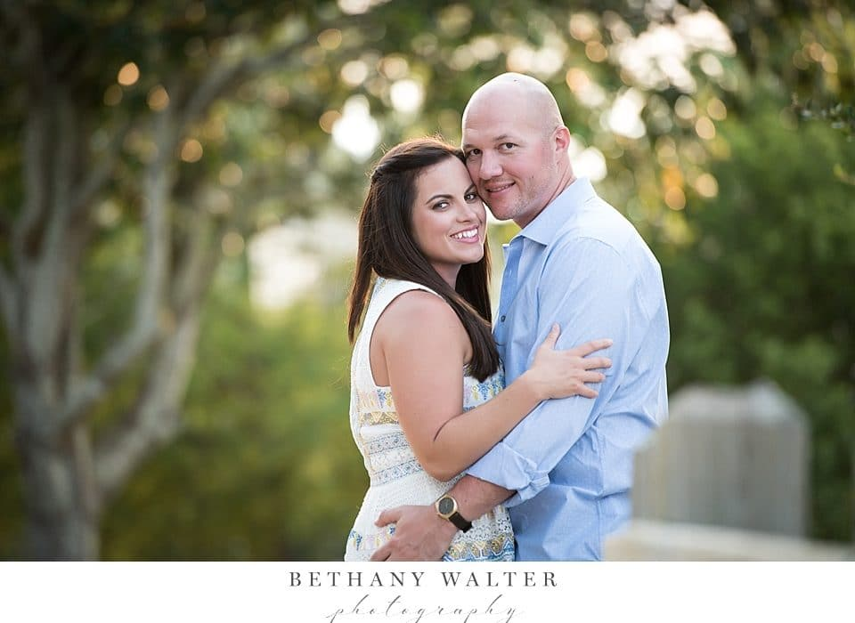 Slammer and Squire Engagement Session at The World Golf Village – St Augustine Wedding Photographer