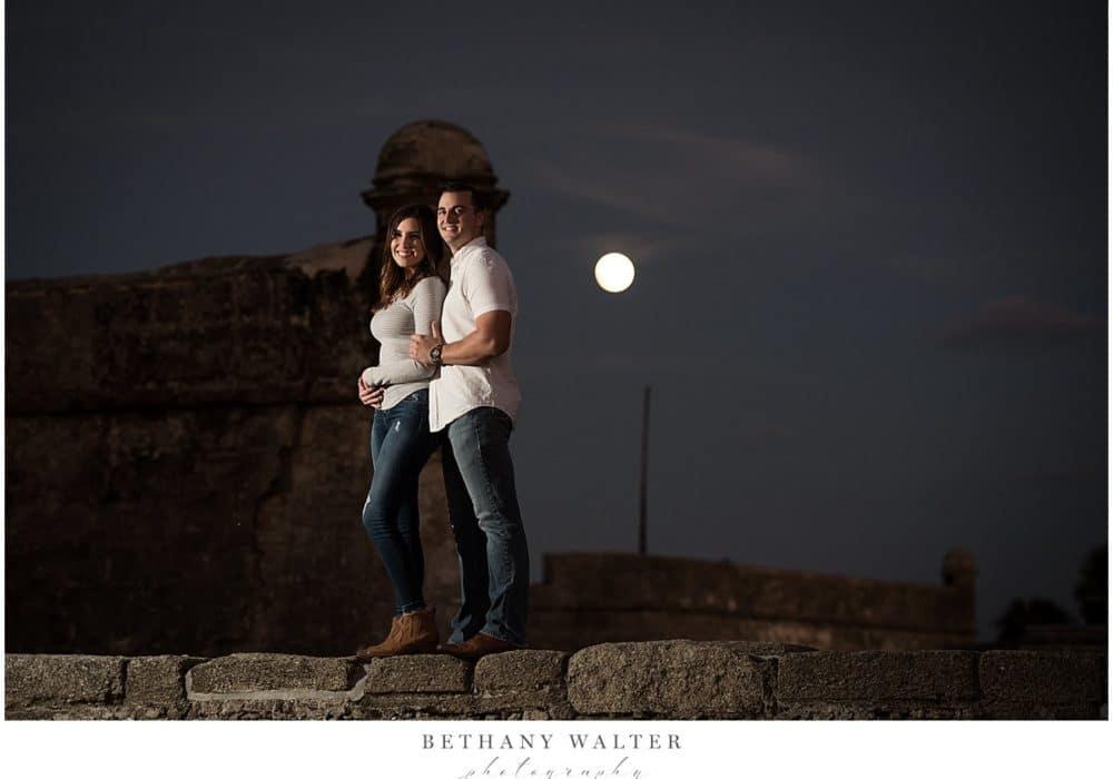 Historic St Augustine Engagement Session – St Augustine Wedding Photographer