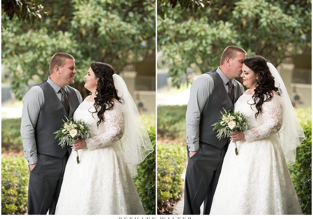 St Augustine Wedding Photographer at St Johns Golf – Fall Outdoor Wedding