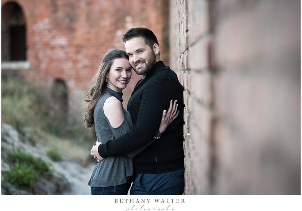 Fernandina Engagement Session by St Augustine Wedding Photographer