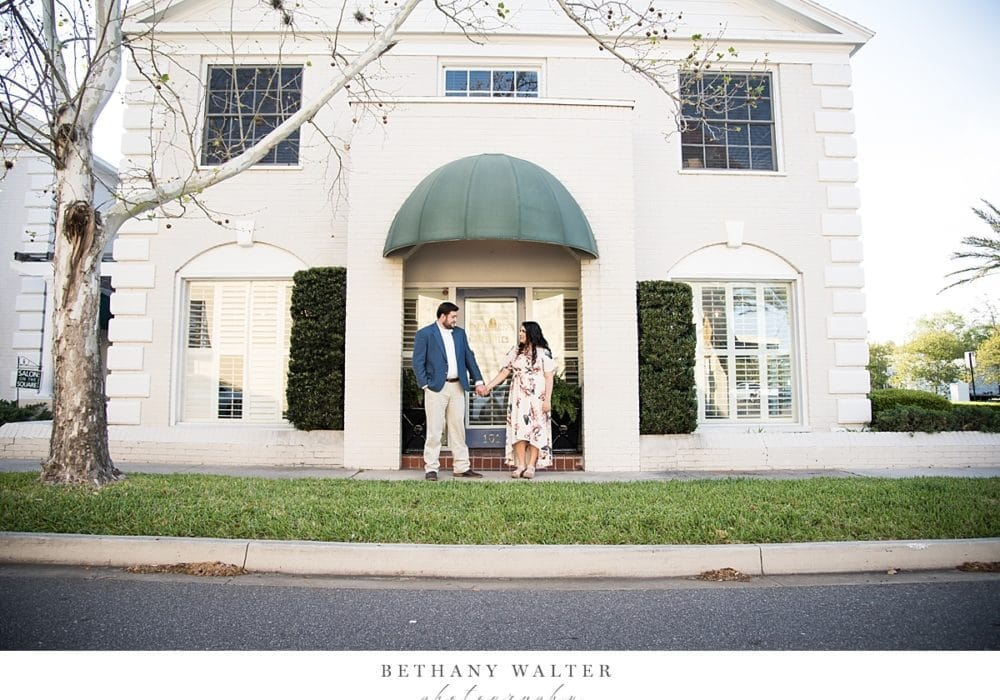 San Marco Engagement Session by Bethany Walter Photography