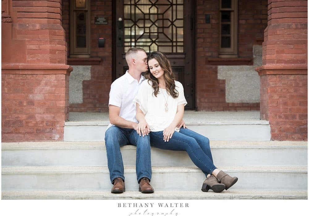 St Augustine Engagement Photographer