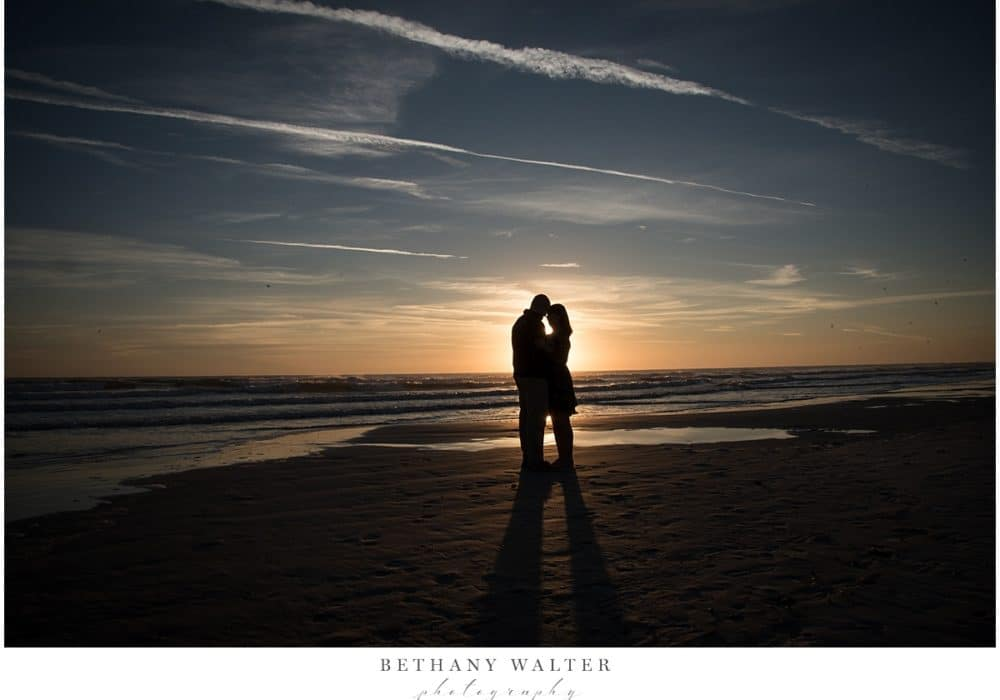 Sunrise Proposal St Augustine